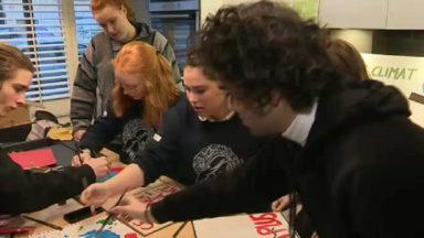 12.500 jeunes pour le climat : dans les coulisses des préparatifs de la manifestation