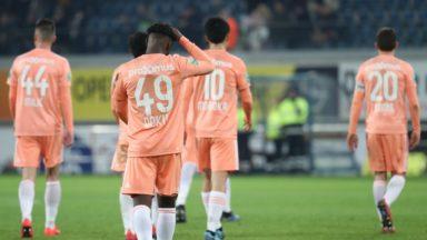 Même avec Fred Rutten sur le banc, le RSC Anderlecht trébuche à La Gantoise (1-0)