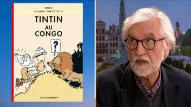 Nouvelle version de Tintin au Congo sans recontextualisation: un geste maladroit?