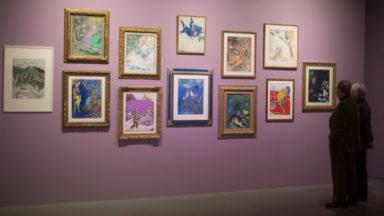 Près de 700 000 visiteurs aux Musées royaux des Beaux-Arts de Belgique en 2018