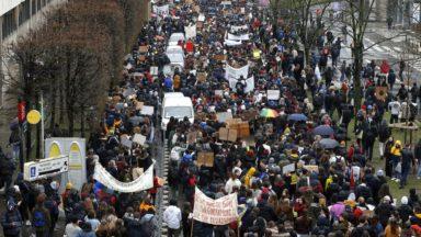 Toute la Belgique mobilisée pour le climat ce 15 mars