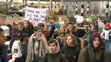 Des professeurs d'Anderlecht autorisent leurs élèves à participer à la marche pour le climat