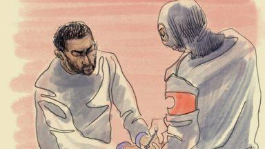 Procès de l'attentat du Musée juif : les enquêteurs reviennent sur l'arrestation de Mehdi Nemmouche