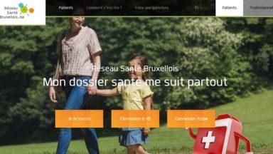 Les Bruxellois peuvent désormais lire leur dossier médical sur Internet