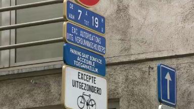 1500 infractions par jour Chaussée d'Ixelles : la signalisation pas assez claire?