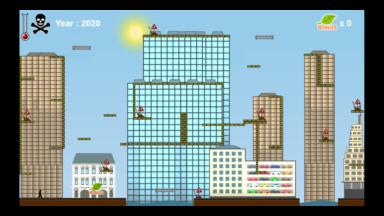 """""""Eco Run"""": le jeu vidéo du plan climat de Bruxelles"""