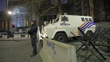 Les rues autour du palais de justice bloquées pour le procès de l'attentat au Musée juif