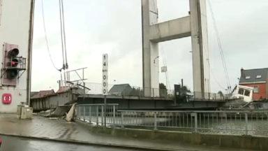 Le pont Humbeek-Sas à Grimbergen devrait être opérationnel mi-juin suite à son affaissement