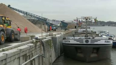 La société Inter-Béton s'était engagée à mieux s'intégrer au Plan Canal, pas de changement pour l'instant