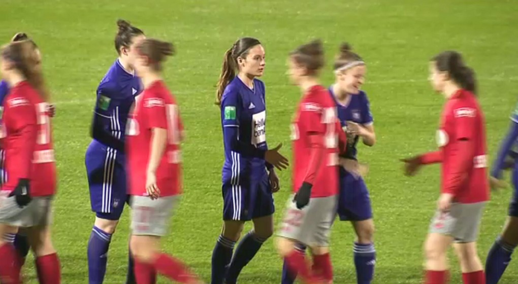 RSC Anderlecht-Standard Femina - BX1