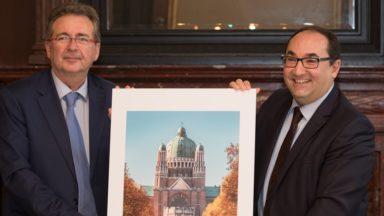 Rudi Vervoort et Ahmed Laaouej seront les têtes de liste du PS aux élections régionales et fédérales