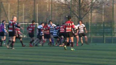 Rugby : le RSC Anderlecht s'impose en Coupe de Belgique face au BUC Saint-Josse (7-12)