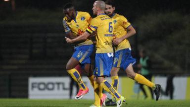 Football: les Saint-Gillois se sont inclinés 1-2 face à Malines