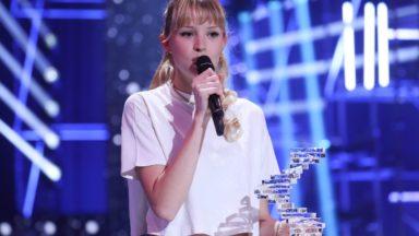 Le Bruxellois de l'année : Angèle est la grande gagnante de la cérémonie diffusée sur BX1