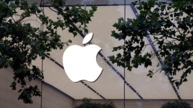 Un flashmob dans l'Apple store de Bruxelles pour plus de justice sociale