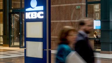 KBC annonce la future suppression de 1 400 emplois en Belgique