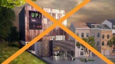 Koekelberg : l'Espace Catastrophe déplore l'annulation du projet CIRK