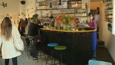 La guinguette du parc de Forest prend ses quartiers au café CRIX pour l'hiver