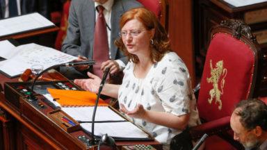 Sabine de Bethune tête de liste CD&V à Bruxelles pour la Chambre