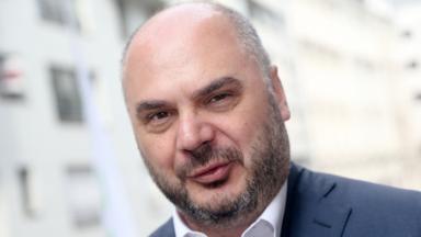 Christos Doulkeridis face aux Ixellois dans l'émission Septante et un