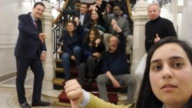 Note de politique générale distribuée au dernier moment, Ecolo Groen boycotte le conseil communal de Saint-Josse