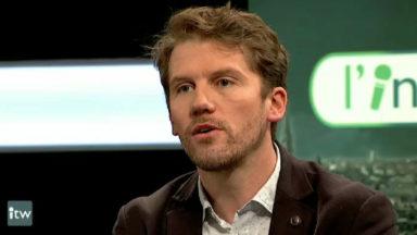 """Gilles Vanden Burre (Ecolo) dans l'affaire des visas humanitaires : """"C'est un scandale humain"""""""