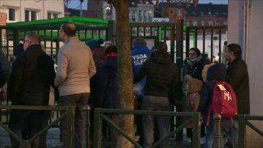 Anderlecht: arrêt de travail à l'école fondamentale les Goujons