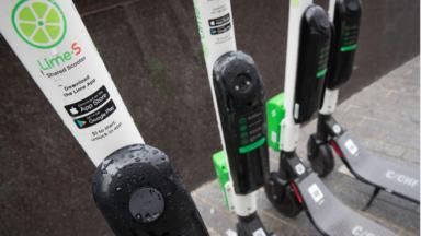 Les Bruxellois ont déjà parcouru plus de 220.000 km en trotinette électrique Lime