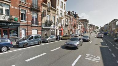 Schaerbeek: incendie dans un bar à chicha chaussée de Louvain