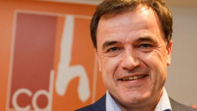 Benoît Lutgen quitte la présidence du cdH, Maxime Prévot candidat