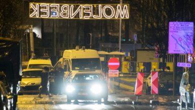 Une peine de travail de 80h pour l'un des fauteurs de troubles du Nouvel An à Molenbeek
