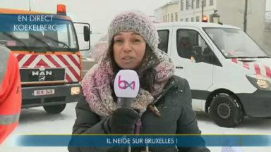 Neige : les épandeuses sont de sortie