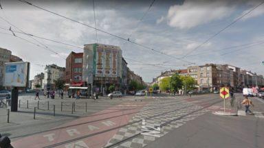 Schaerbeek : un homme blessé après une rixe Place Liedts