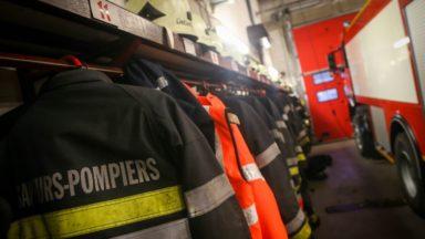 Plusieurs incendies à Anderlecht et Saint-Josse-ten-Noode ce vendredi