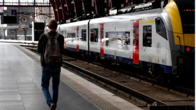La grève nationale commence dès ce mardi 22h00 sur le rail