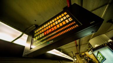43,5 heures de retard suite à l'interruption du trafic ferroviaire de ce mardi à Bruxelles