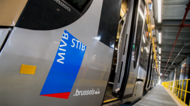 Une collision fait un blessé et interrompt momentanément la circulation des trams 81 et 82