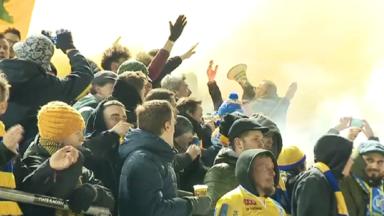 Coupe de Belgique : l'Union sacrée des supporters