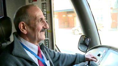 Rencontre : Ali conduit des trams depuis 47 ans et fête ses 70 ans ce vendredi