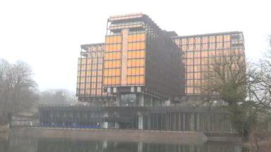 La Région bruxelloise veut transformer l'ancien siège d'Axa en centre de l'intelligence artificielle