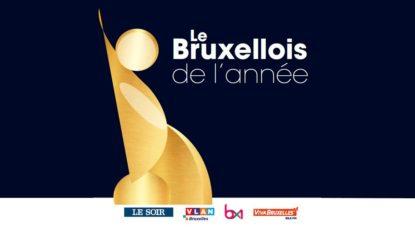 Bruxellois de l'année 2019 - Logo