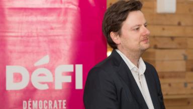 François De Smet officiellement candidat à la présidence de Défi