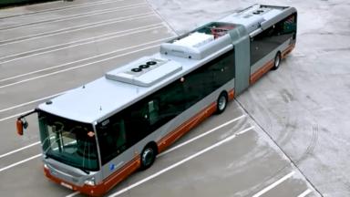 La nouvelle ligne de bus 56 va relier le quartier européen à Neder-Over-Hembeek