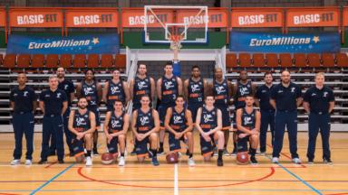 Basket-ball : le Brussels signe un 12e succès consécutif et passe seul leader de la D1