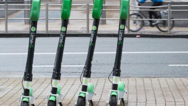 Les utilisateurs de trottinettes électriques partagées invités à signer une charte de bonne conduite