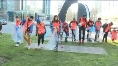 Clean Up : ramasser des déchets pour sensibiliser à la protection de l'environnement
