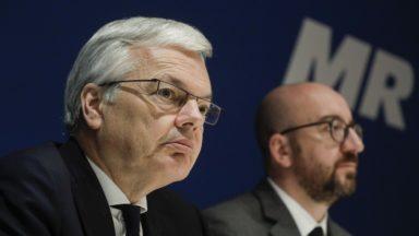 "Reynders juge ""un peu excessif"" le clip MR accusant Ecolo de vouloir taxer la viande"