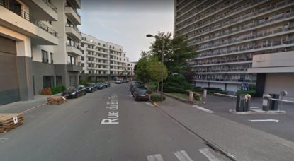 Evere - Rue du Bon Pasteur - Google Street View