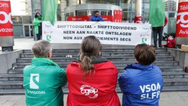 Grève nationale : transports, magasins, piquets de grève… le point sur la situation à Bruxelles