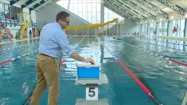 L'eau et l'air des piscines publiques bruxelloises contrôlés par Brulabo